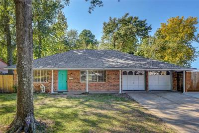 Conroe Single Family Home For Sale: 2115 N Thompson Street