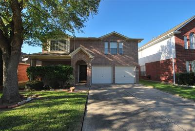 Missouri City Single Family Home For Sale: 7307 Colony Bend Lane