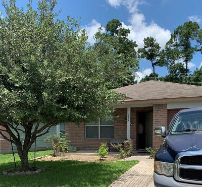 Humble Single Family Home For Sale: 7515 Kennemer Drive