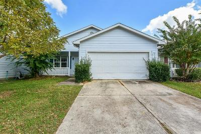 Tomball Single Family Home For Sale: 21306 Cherry Canyon Lane