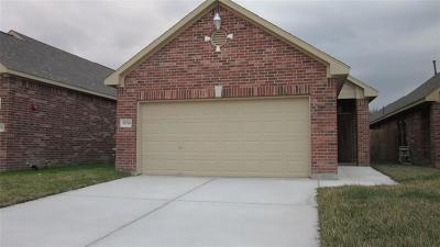 Houston Single Family Home For Sale: 15730 Edo Circle