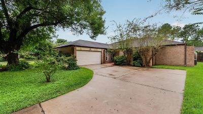 Houston Single Family Home For Sale: 15826 Dunmoor Drive