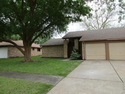 Missouri City Single Family Home For Sale: 631 Stephanie Drive
