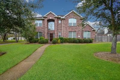 Missouri City Single Family Home For Sale: 3326 Brushy Lake Drive