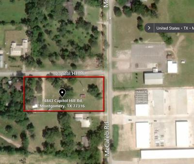 Residential Lots & Land For Sale: 1756 McCaleb Road