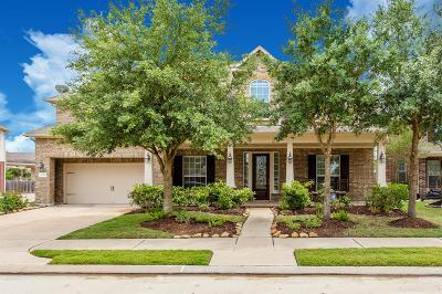 Cinco Ranch Single Family Home For Sale: 6135 Gatewood Manor Drive