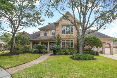 Sugar Land Single Family Home For Sale: 3011 Quiet Creek Court