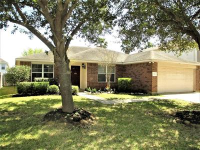 Katy Single Family Home For Sale: 3814 Golden Willow Court