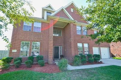 Deer Park Single Family Home For Sale: 2609 Chisholm Trl