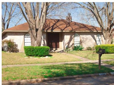 Missouri City Single Family Home For Sale: 1234 Twining Oaks Lane