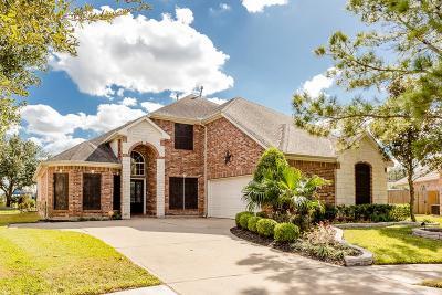 Houston Single Family Home For Sale: 16507 Opal Meadow