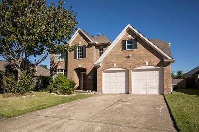 La Porte Single Family Home For Sale: 11007 Dogwood Court