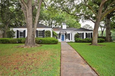 Single Family Home For Sale: 18439 Point Lookout Drive