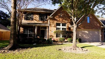 Houston Single Family Home For Sale: 7819 Highland Arbor Drive