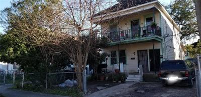 Multi Family Home For Sale: 1204 Noble Street