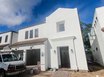 Houston Single Family Home For Sale: 1721 Maravilla Drive