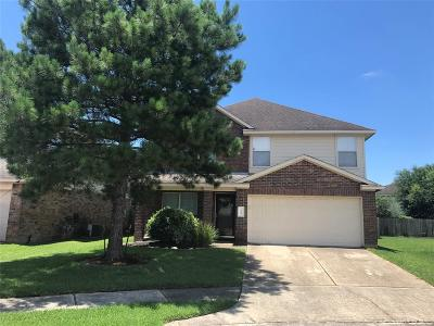 Harris County Rental For Rent: 2519 Spring Lily Court