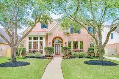 Katy Single Family Home For Sale: 3014 Pennywell Lane