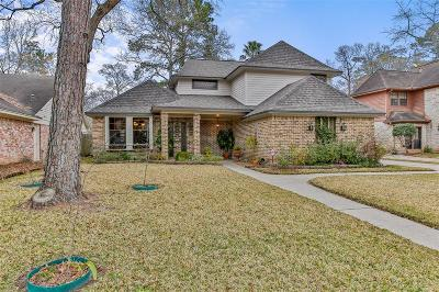 Conroe Single Family Home For Sale: 30 Devonshire Drive