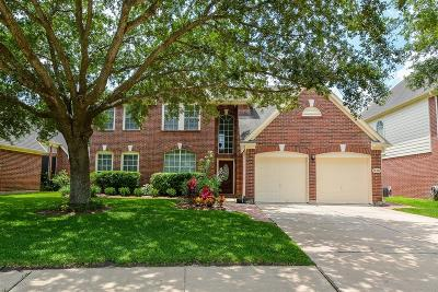 Sugar Land Single Family Home For Sale: 15407 Park Glen Drive