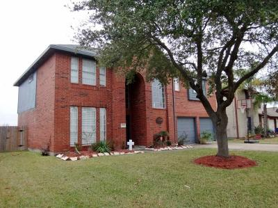Texas City Single Family Home For Sale: 2701 15th Street N