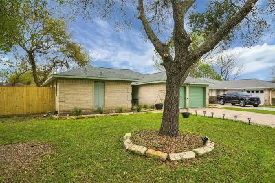 League City TX Single Family Home For Sale: $185,000