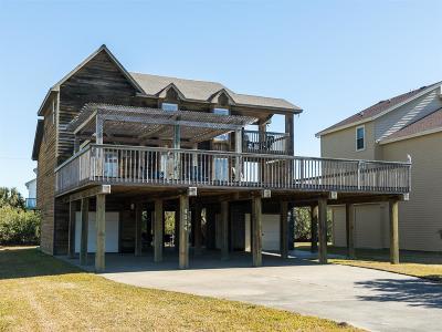 Galveston Single Family Home For Sale: 4114 Fiddler Crab Lane