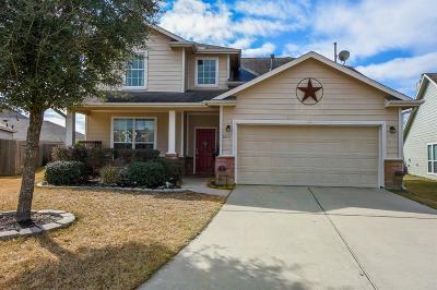 Conroe Single Family Home For Sale: 1010 Midlane Circle