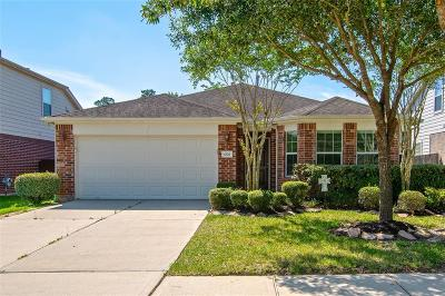 Kingwood Single Family Home For Sale: 4722 Woodsend Lane