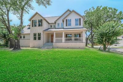 Houston Single Family Home For Sale: 502 Walnut Bend Lane