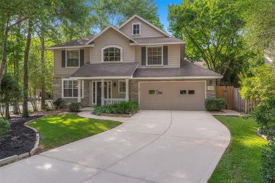 The Woodlands Single Family Home For Sale: 74 E Autumn Branch Circle