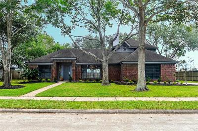 Katy Single Family Home For Sale: 7218 Pembrough Lane