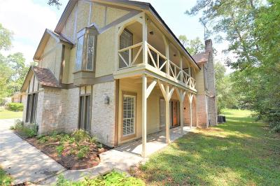 Conroe Single Family Home For Sale: 665 Ravensworth Drive