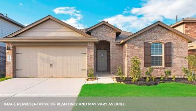 Rosharon Single Family Home For Sale: 518 Ashley Falls Lane