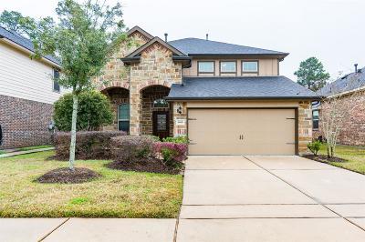 Humble Single Family Home For Sale: 8618 Lighthouse Lake Lane