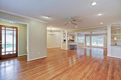 Houston Single Family Home For Sale: 4314 Creekbend Drive