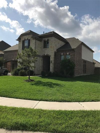 Rosenberg Single Family Home For Sale: 1306 Bell Ridge Lane