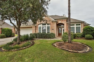 Cypress Single Family Home For Sale: 13303 Lake Timber Court