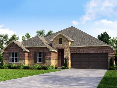 Manvel Single Family Home For Sale: 2739 Cutter Court