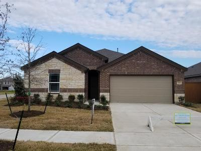 Humble Single Family Home For Sale: 15422 Paxton Woods Drive
