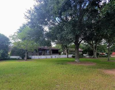 Austin County Single Family Home For Sale: 6848 Kulow Road