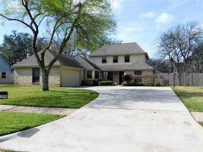 Richmond Single Family Home For Sale: 1219 Austin Colony Drive