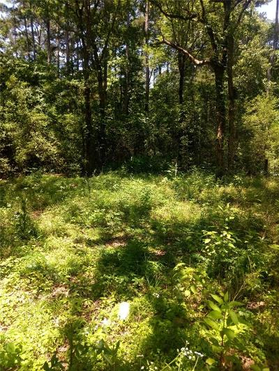 Montgomery Residential Lots & Land For Sale: 15777 Sycamore Drive