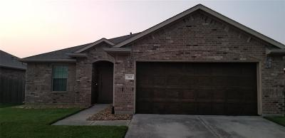 Alvin Single Family Home For Sale: 385 Henry Street