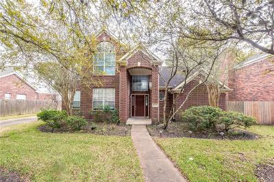 Missouri City Single Family Home For Sale: 2135 Chappell Lane
