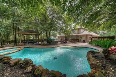 Montgomery Single Family Home For Sale: 647 Nautica Lane