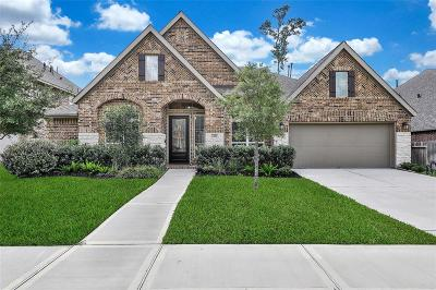 New Caney Single Family Home For Sale: 23314 Robinson Pond Drive