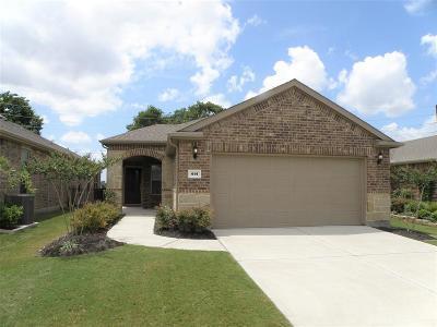 Richmond TX Single Family Home For Sale: $252,000