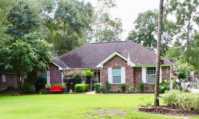 New Caney Single Family Home For Sale: 2402 Brutus Drive