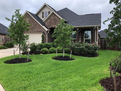 Richmond Single Family Home For Sale: 19738 Lakeside Pointe Court